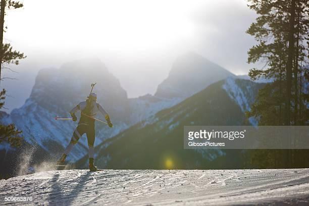 Biathlon Ski Racer