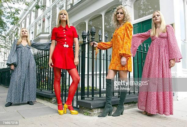 BIBAdressed models at the Kensington in London United Kingdom