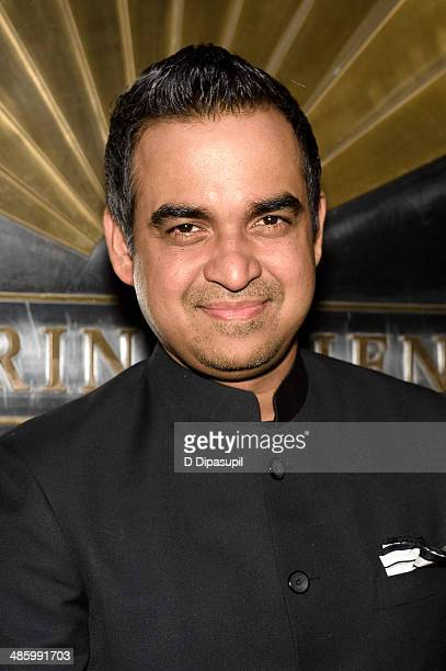 Bibhu Mohapatra attends the New Yorkers For Children's 11th Anniversary A Fool's Fete Spring Dance at the Mandarin Oriental Hotel on April 21 2014 in...