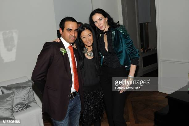 23aca9294 Bibhu Mohapatra Vera Wang and L'Wren Scott attend CFDA 2010 New Members  Party hosted