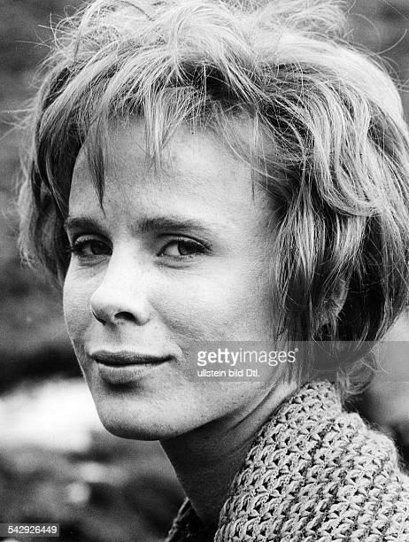 Bibi AnderssonSchauspielerinPorträt undatiert verm 1960er Jahre