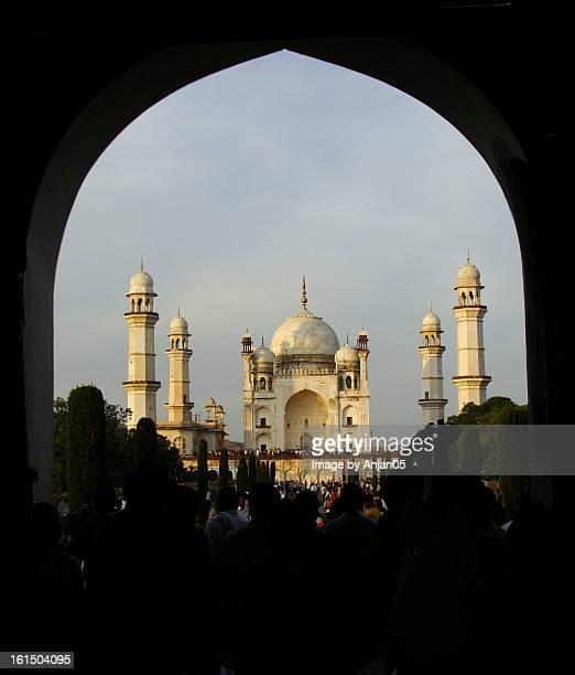 Bibi ka Maqbara - Aurangabad - Maharashtra - Indi