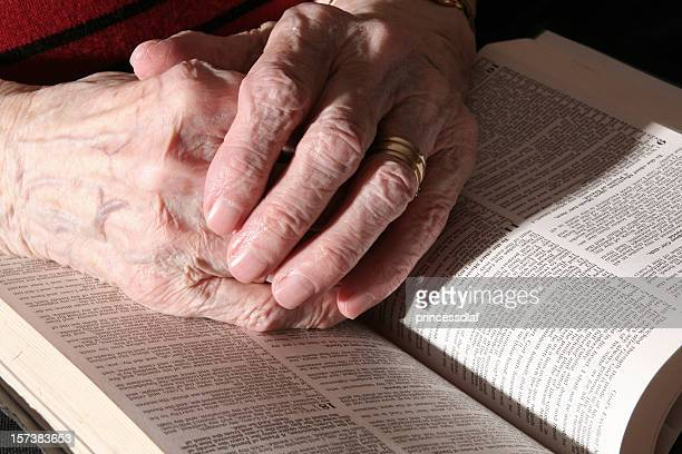 bible - prayer book stock pictures, royalty-free photos & images