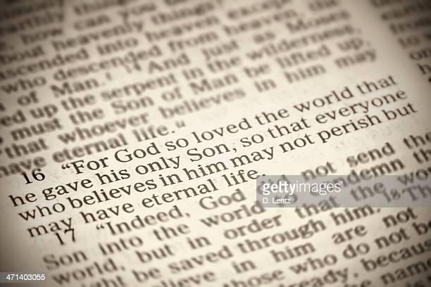 Bible Scripture