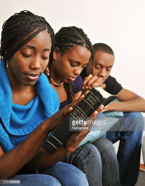 Bible study and Prayer
