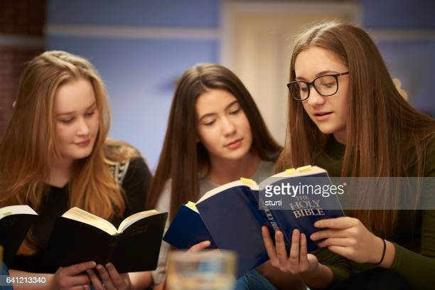 bible study girls