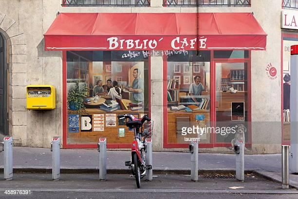Biblio'Café à Lyon, France
