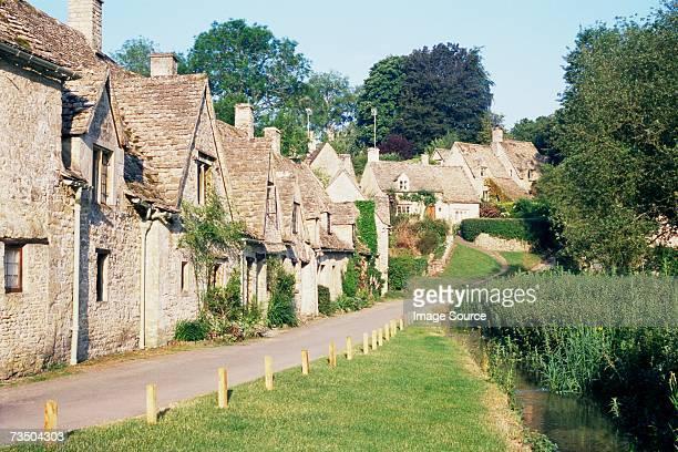 Bibury village gloucestershire