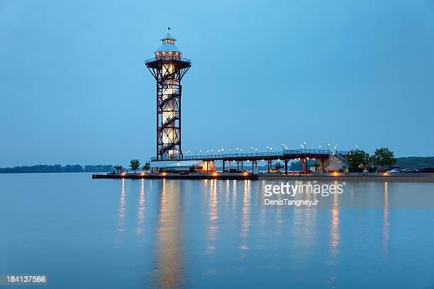 torre do bicentenário - pensilvânia - fotografias e filmes do acervo