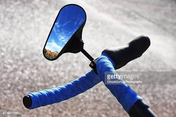 Cyclo-Cross miroir en guidon de vélo
