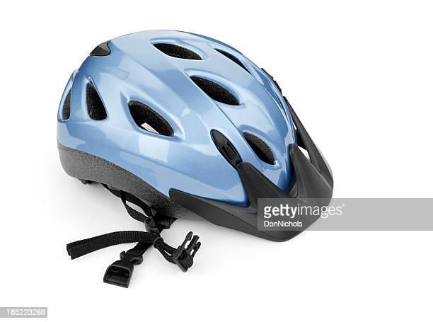 Casco bicicleta aislado
