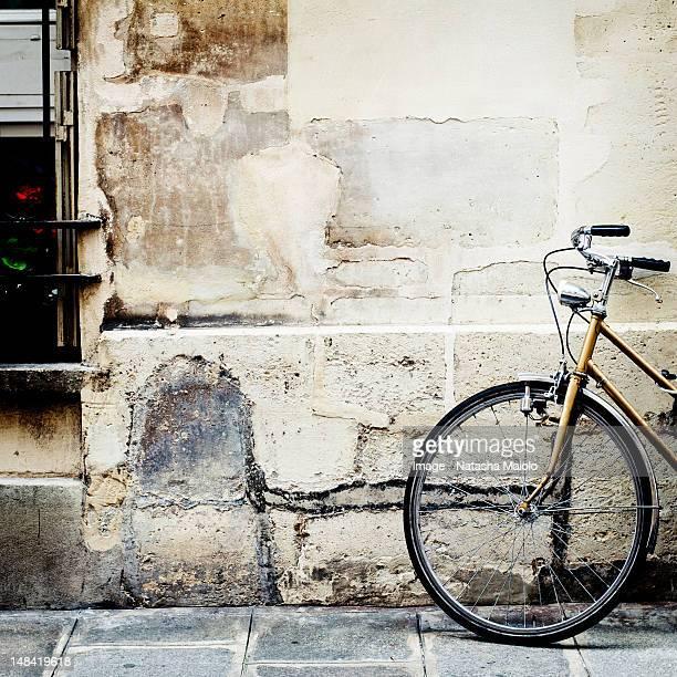 Bicycle, Ile St Louis, Paris