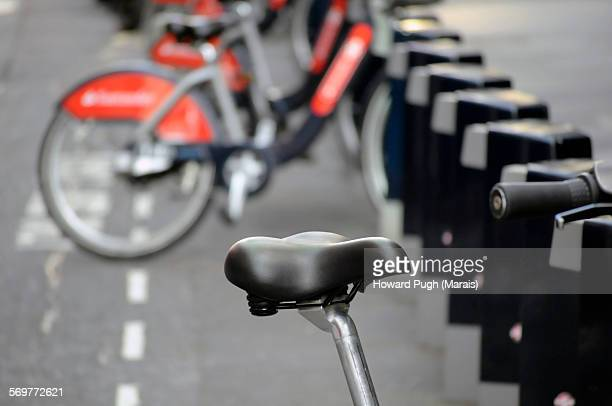 bicycle landscape - howard pugh stock pictures, royalty-free photos & images