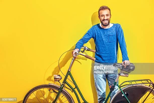 Les amateurs de vélo