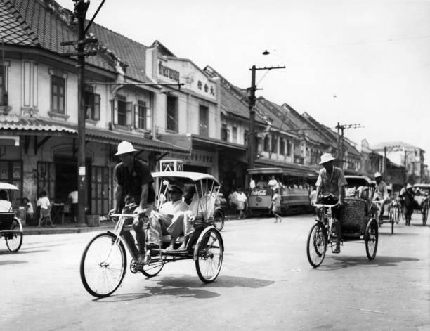 Bangkok Bike Taxi