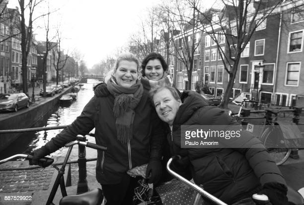 A bicycle ride through Amsterdam