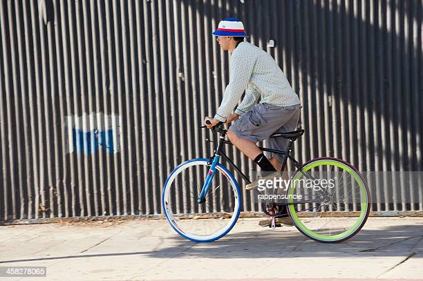 bicycle rider