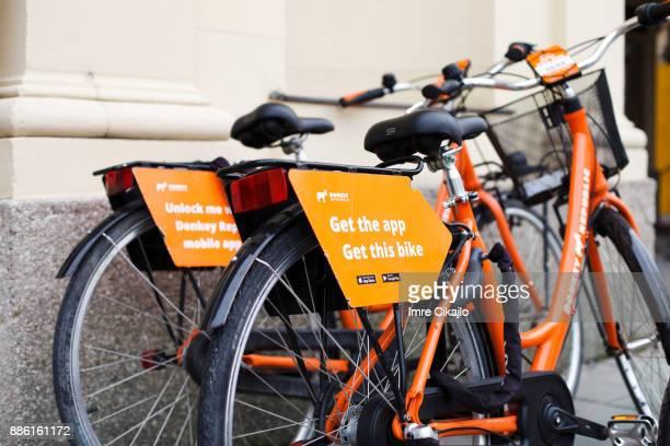 Fahrrad-sharing in München