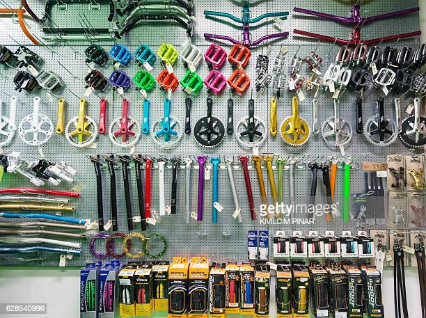 bicycle spare parts - spare part stock pictures, royalty-free photos & images