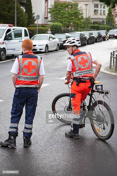 Emergency Crew Stock Photos and Pictures | Getty Images
