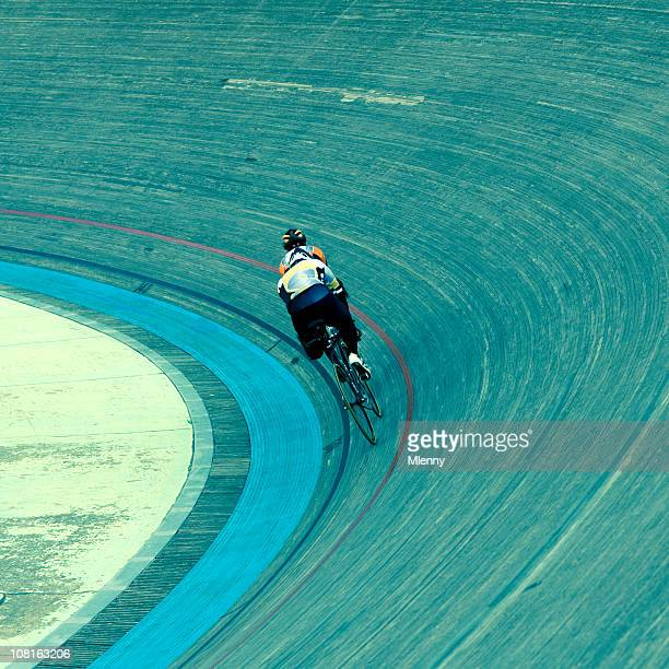 Fahrrad Rennen Velodrom