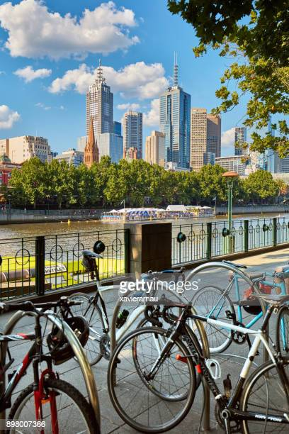 Bicycles in Melbourne, Australia