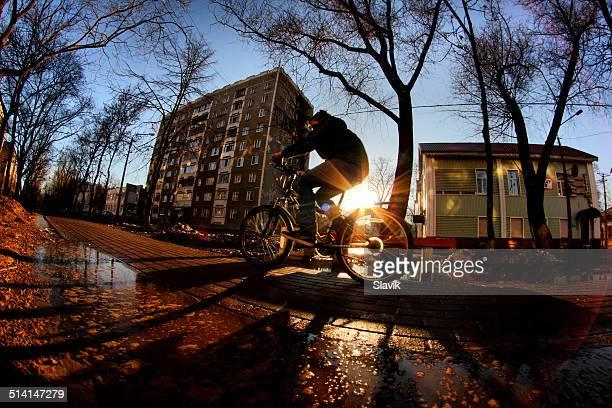 Bicycle.Spring.Sun