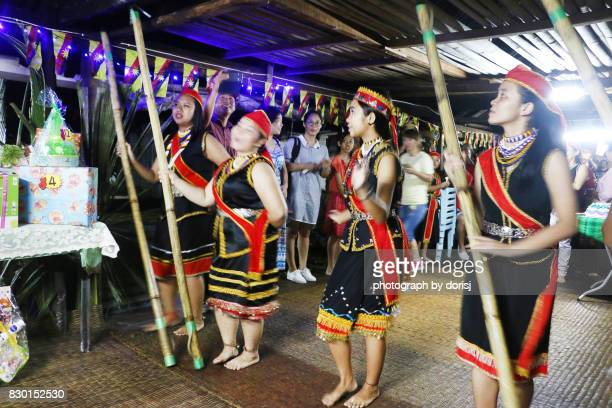 55 Sarawak Costume Photos And Premium High Res Pictures Getty Images