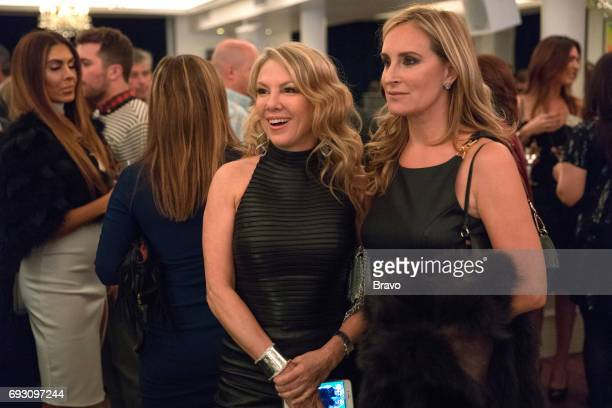 CITY Bidding on Love Episode 907 Pictured Ramona Singer Sonja Morgan