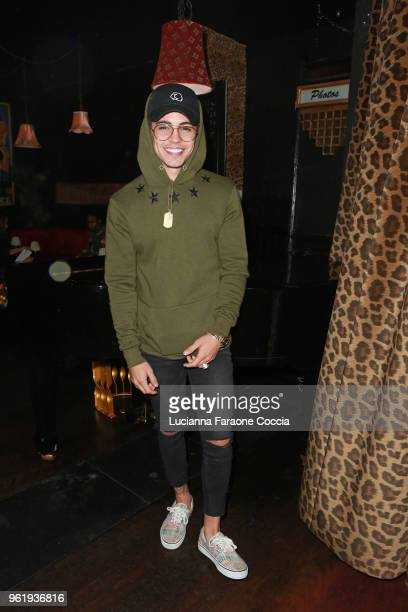 Biel attends Lexy Panterra Single Release Party at Blind Dragon on May 23 2018 in West Hollywood California