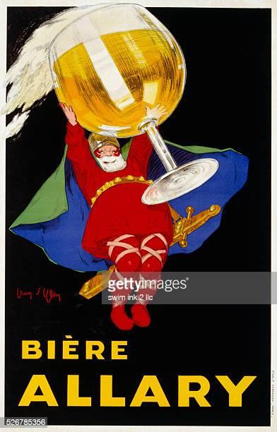 Biere Allary Poster by Jean D'Ylen