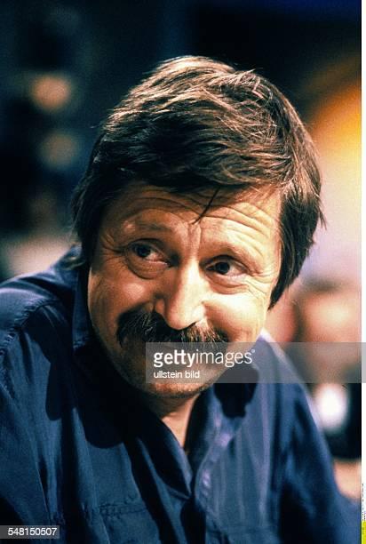 Biermann Wolf * Liedermacher Lyriker D Portrait 1990
