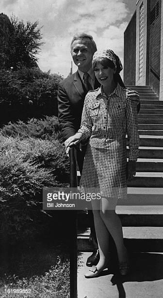JUL 22 1969 JUL 23 1969 Biff McGuire Jeannie Carson Elitch Theatre stars