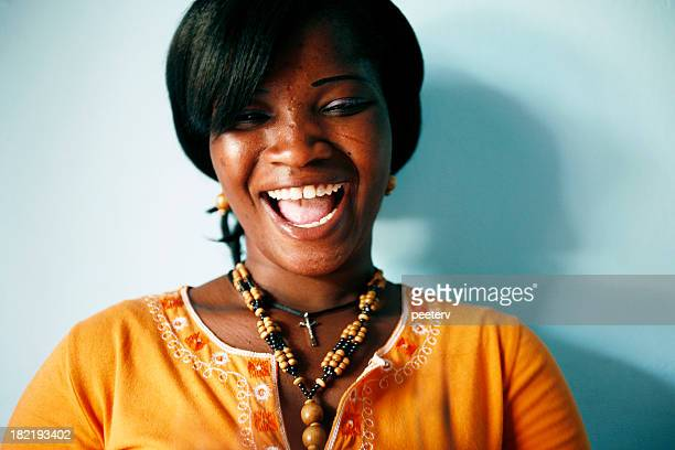 big african smile - togo stock pictures, royalty-free photos & images