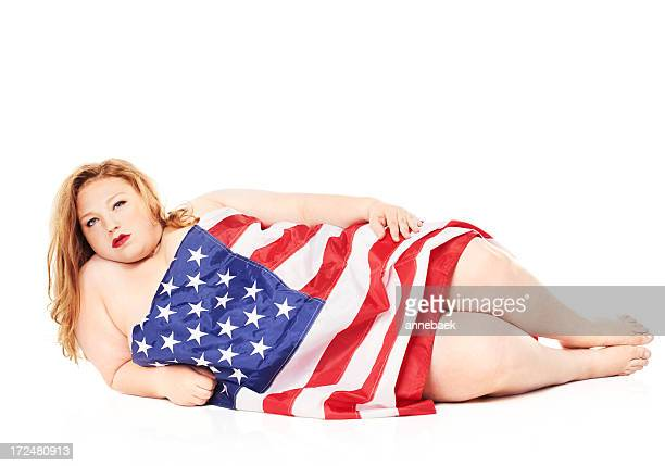 big and beautiful - big fat white women stockfoto's en -beelden