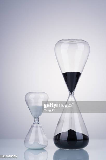 Big and Small Hourglass