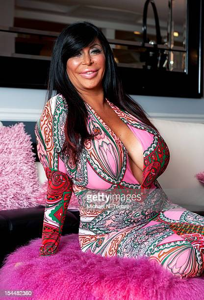 Big Ang VH1's Big Ang Portrait Session on October 20 2012 in the borough of Staten Island New York City