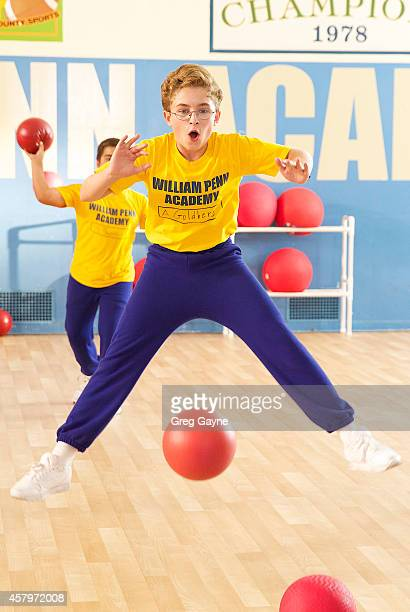 THE GOLDBERGS 'Big Baby Ball' When Mr Meller singles out Adam during a game of Dodgeball Beverly intervenes to protect Adam and gets Meller fired But...