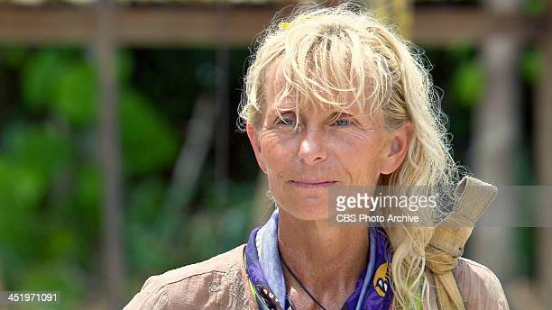 S BEACH WAIKIKI NOVEMBER 18 Big Bad Wolf Tina Wesson during the tenth episode of SURVIVOR BLOOD vs WATER Wednesday Nov 20 on the CBS Television...