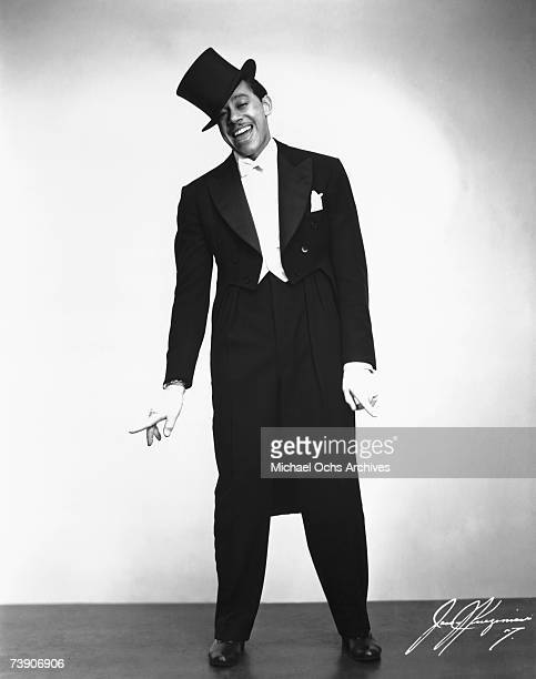 Big Band leader Cab Calloway poses for a portrait circa 1938 in New York City New York