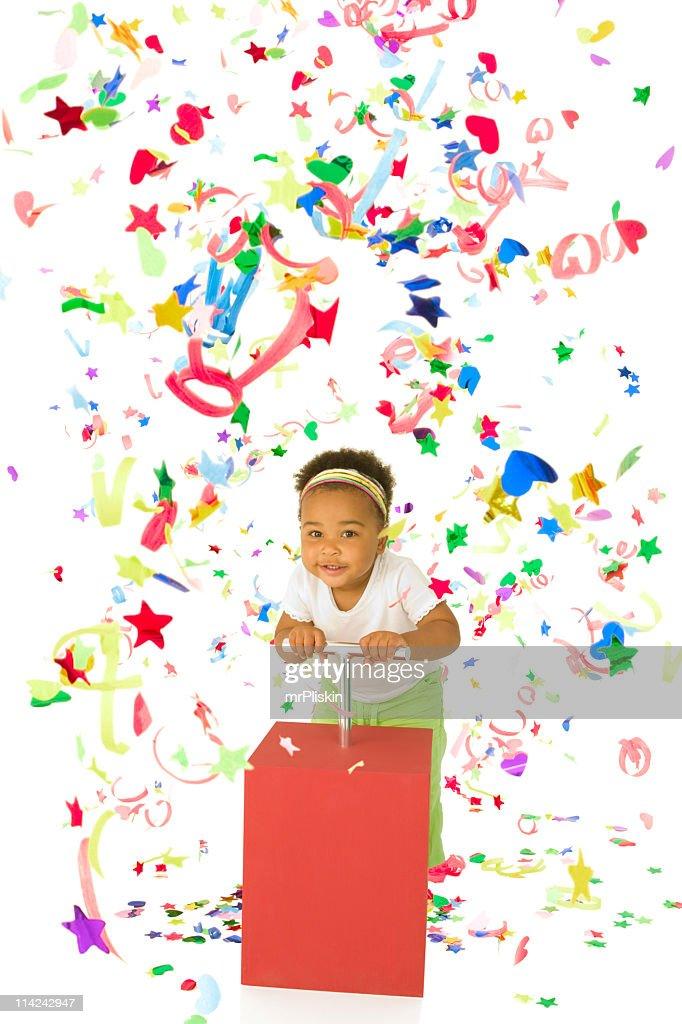Big Bang Celebration : Stock Photo