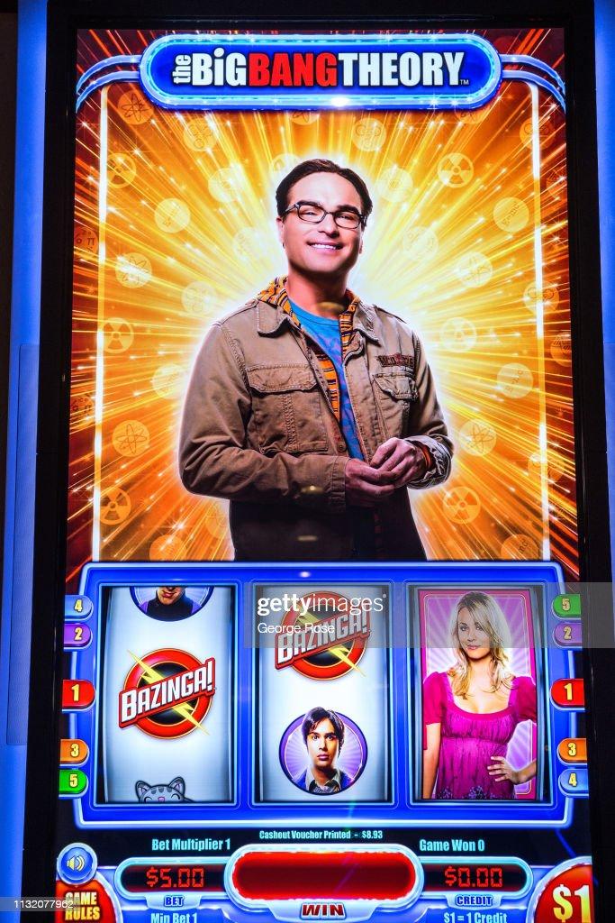 Big Bang Theory Slot Machines