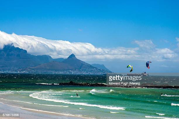 big bay, cape town, south africa - western cape province stock pictures, royalty-free photos & images