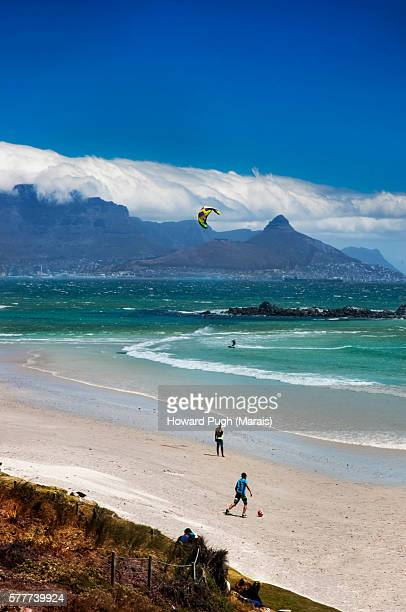 Big Bay, Cape Town, South Africa