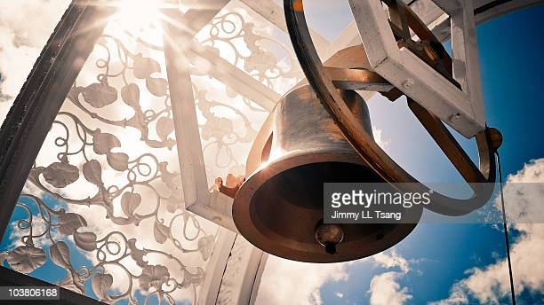 big bell - bell stock pictures, royalty-free photos & images