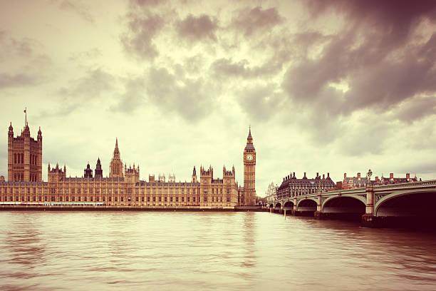 Big Ben & Parliament in London
