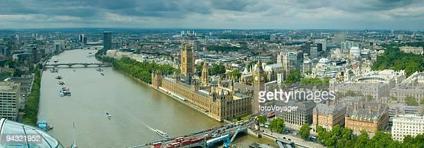 Big Ben and River Thames, London