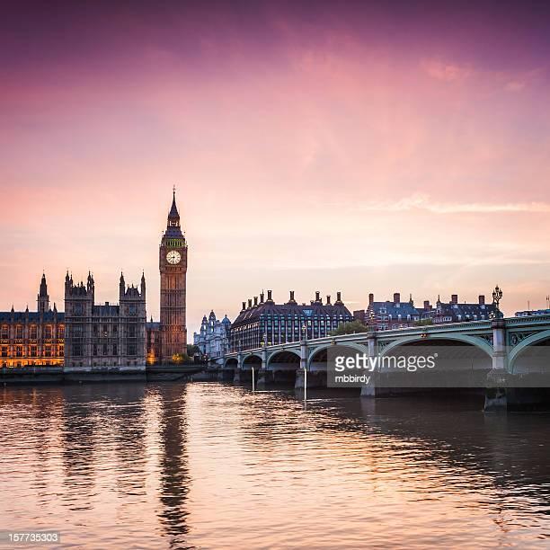 Big Ben und den Houses of Parliament in London