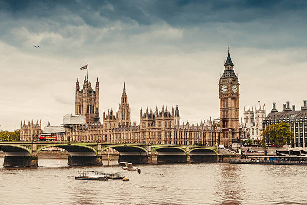 Big Ben And The Parliament In London Wall Art