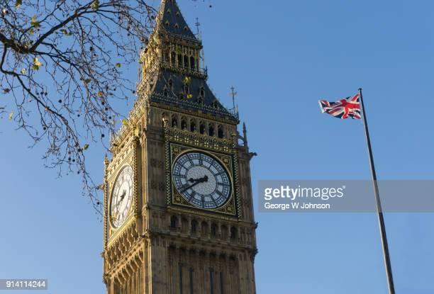 Big Ben and Union Jack II